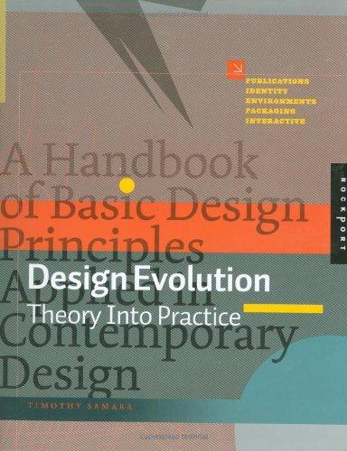 9781592533879: Design Evolution: A Handbook of Basic Design Principles Applied in Contemporary Design