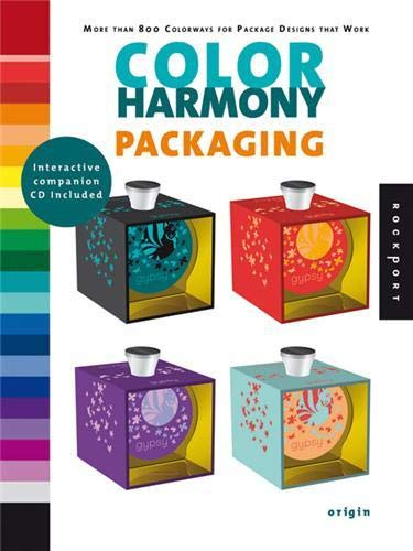 9781592534029: Color Harmony Packaging: More Than 800 Colorways for Package Designs That Work