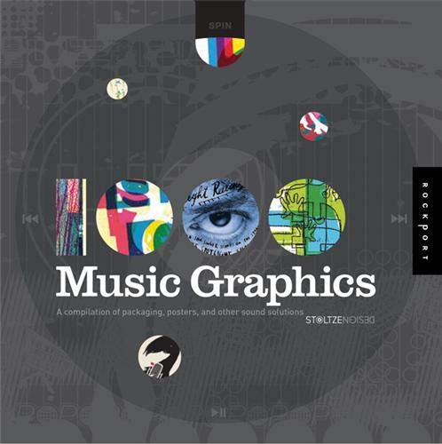 9781592534043: 1,000 Music Graphics: A compilation of packaging, posters, and other sound solutions (1000 Series)