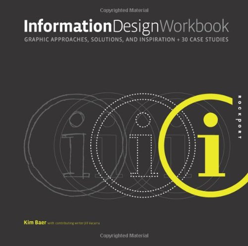 9781592534104: Information Design Workbook: Graphic Approaches, Solutions, and Inspiration Plus 30 Case Studies