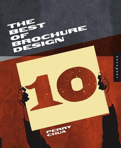 9781592534463: The Best of Brochure Design 10 (No. 10)