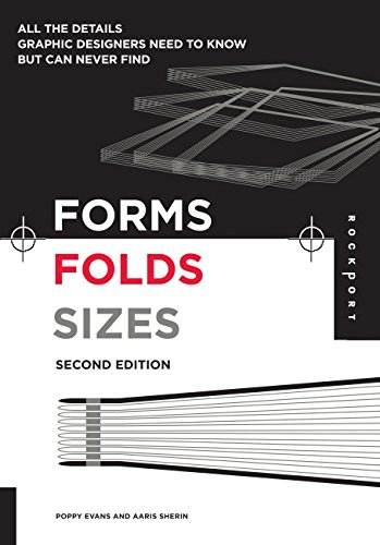9781592534616: Forms, Folds and Sizes, Second Edition: All the Details Graphic Designers Need to Know but Can Never Find