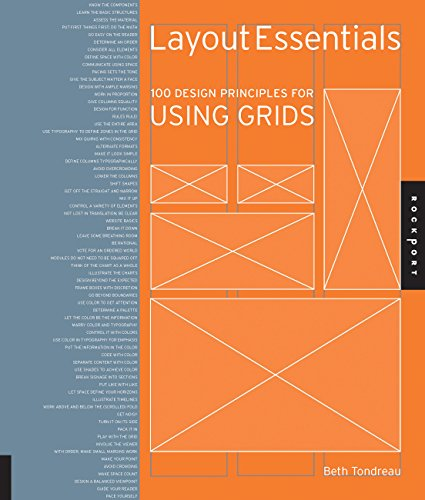 9781592534722: Layout Essentials: 100 Design Principles for Using Grids