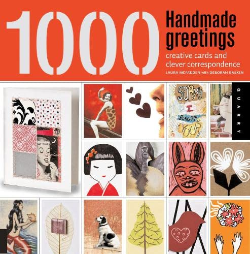 9781592534739: 1,000 Handmade Greetings: Creative Cards and Clever Correspondence