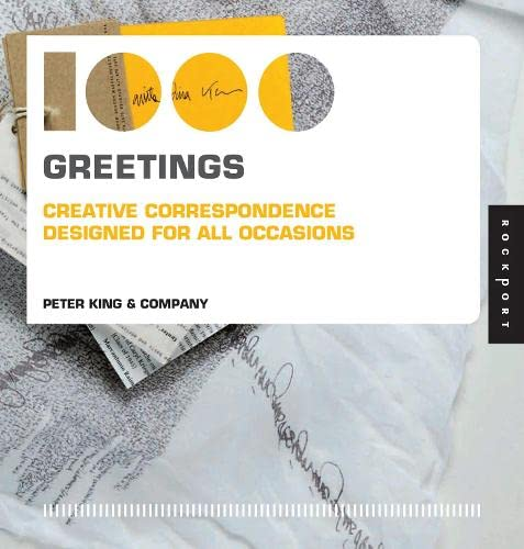 9781592534814: 1,000 Greetings: Creative Correspondence Designed for All Occasions