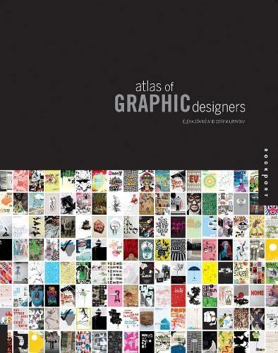 9781592534937: Atlas of Graphic Designers