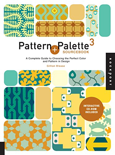 9781592534944: Pattern and Palette Sourcebook 3: A Complete Guide to Choosing the Perfect Color and Pattern in Design (v. 3)