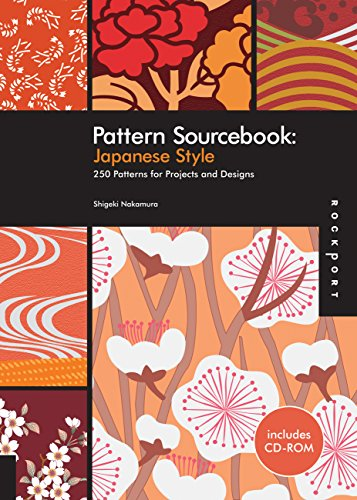 9781592534982: Pattern Sourcebook: Japanese Style: 250 Patterns for Projects and Designs