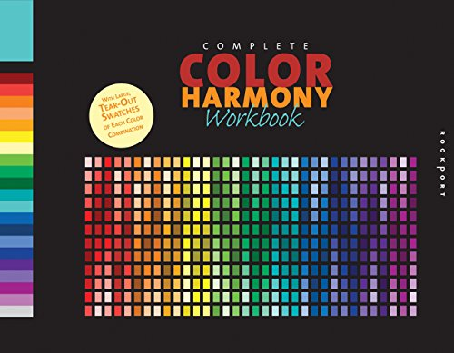 9781592535019: Complete Color Harmony Workbook: A Workbook and Guide to Creative Color Combinations