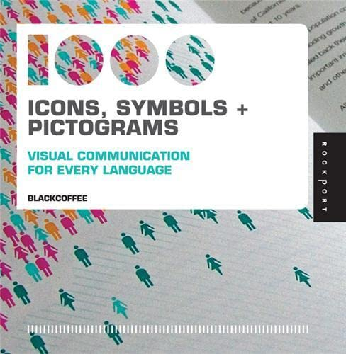 9781592535323: 1000 icons, symbols + pictograms : Visual Communications for Every Language