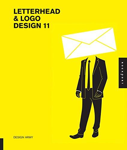Letterhead and Logo Design 11: Design Army Staff