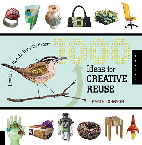 9781592535408: 1000 Ideas for Creative Reuse