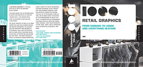 9781592535491: 1000 Retail Graphics: From Signage to Logos and Everything In-Store (1000 Series)