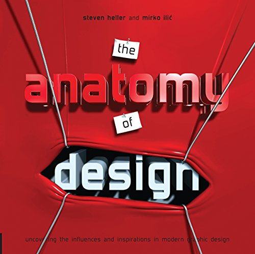 9781592535545: Anatomy of Design: Uncovering the Influences and Inspiration in Modern Graphic Design