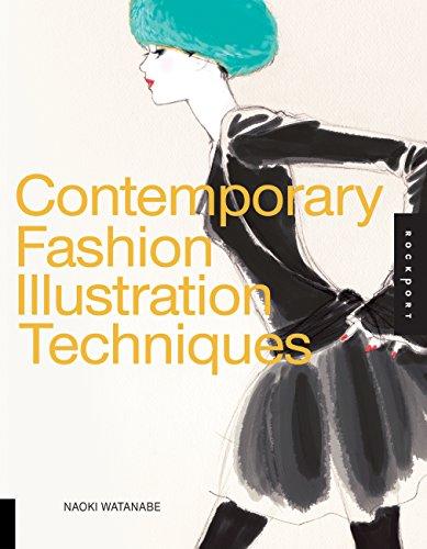 9781592535569: Contemporary Fashion Illustration Techniques