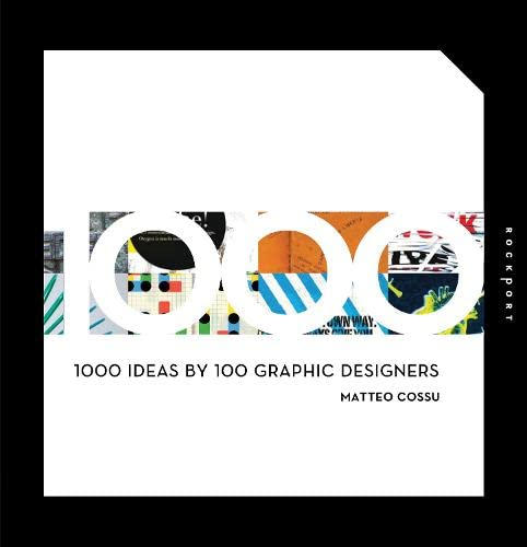 9781592535743: 1000 Ideas by 100 Graphic Designers