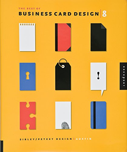 9781592535750: Best of Business Card Design 8 (Best of Business Card Design (Paperback))