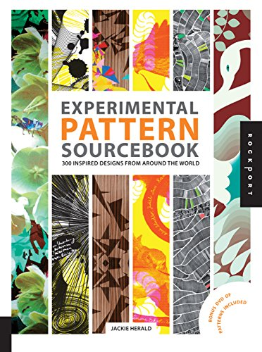 9781592535934: Experimental Pattern Sourcebook: 300 Inspired Designs from Around the World