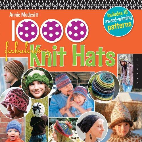 9781592536108: 1,000 Fabulous Knit Hats