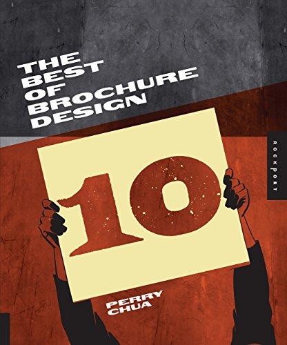 9781592536283: The Best of Brochure Design 10