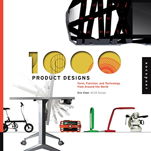 9781592536382: 1,000 Product Designs: Form, Function, and Technology from Around the World (1000 Series)