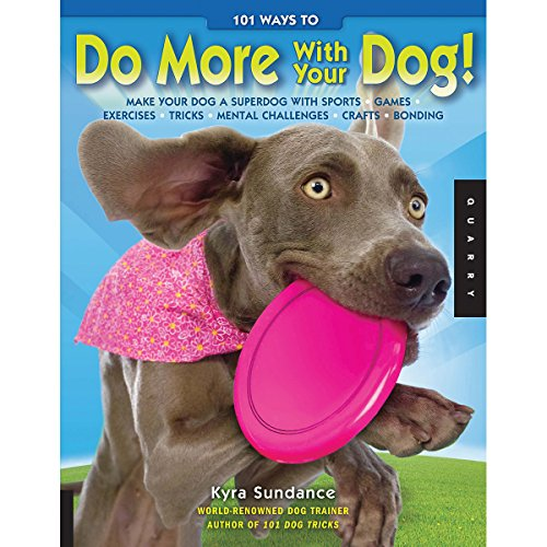 9781592536429: 101 Ways to Do More with Your Dog: Make Your Dog a Superdog with Sports, Games, Exercises, Tricks, Mental Challenges, Crafts, and Bonding