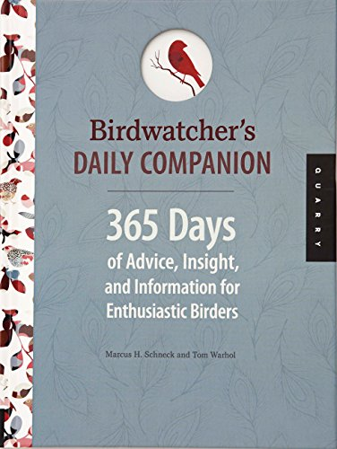 9781592536504: Birdwatcher's Daily Companion: 365 Days of Advice, Insight, and Information for Enthusiastic Birders