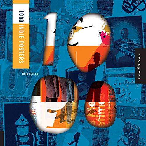 9781592536566: 1,000 Indie Posters (1000 Series)