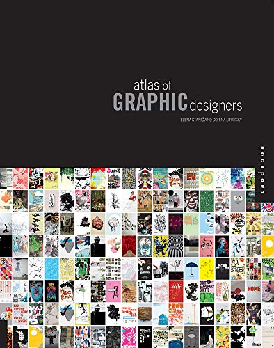 9781592536641: Atlas of Graphic Designers