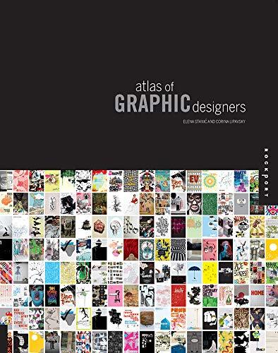 9781592536641: Atlas of Graphic Designers