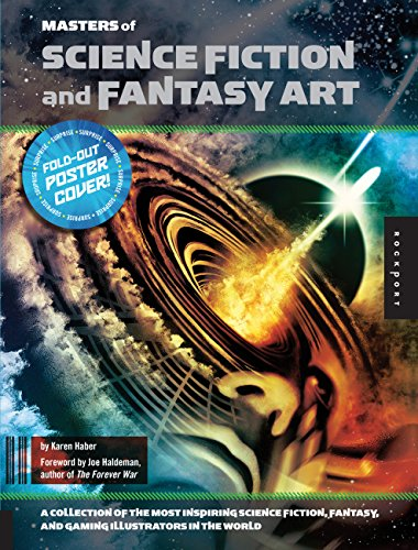 9781592536757: Masters of Science Fiction and Fantasy Art: A Collection of the Most Inspiring Science Fiction, Fantasy, and Gaming Illustrators in the World