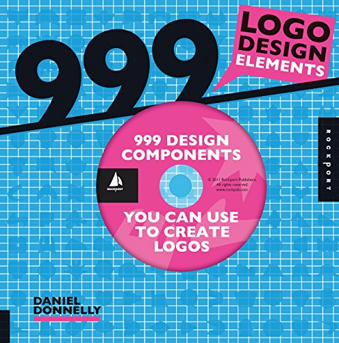 9781592536832: 999 Logo Design Elements: 999 Design Components You Can Use to Create Logos