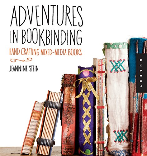 9781592536870: Adventures in Bookbinding: Handcrafting Mixed-Media Books