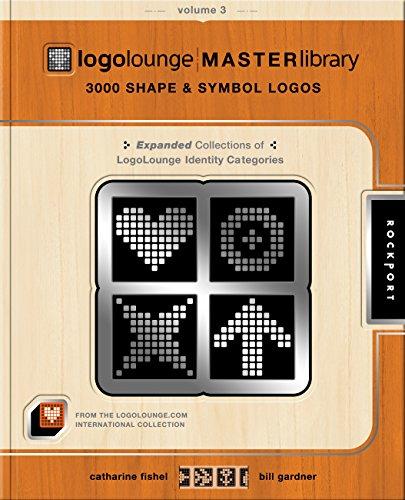 9781592536900: LogoLounge Master Library, Volume 3: 3,000 Shapes and Symbols Logos