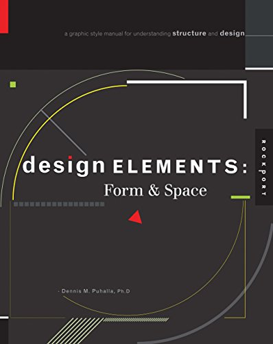 9781592537006: Design Elements, Form & Space: A Graphic Style Manual for Understanding Structure and Design