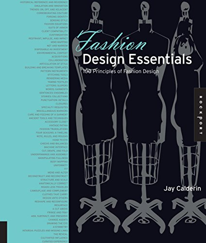 9781592537013: Fashion Design Essentials: 100 Principles of Fashion Design
