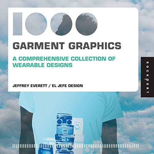 9781592537044: 1,000 Garment Graphics (mini): A Comprehensive Collection of Wearable Designs (1000 Series)