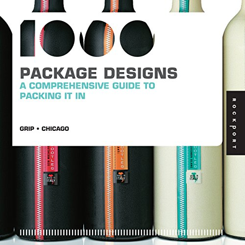 9781592537051: 1,000 Package Designs (mini): A Comprehensive Guide to Packing It In (1000 Series)