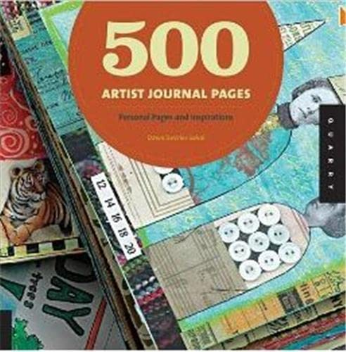 9781592537099: 500 Artist Journal Pages (Mini): Personal Pages and Inspirations (1000)
