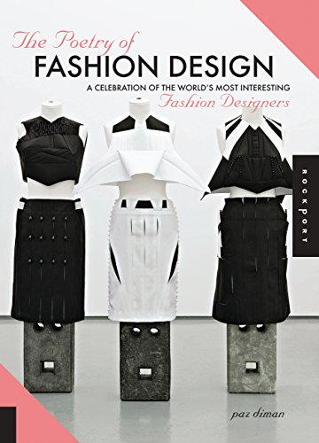9781592537150: The Poetry of Fashion Design: A Celebration of the World's Most Interesting Fashion Designers