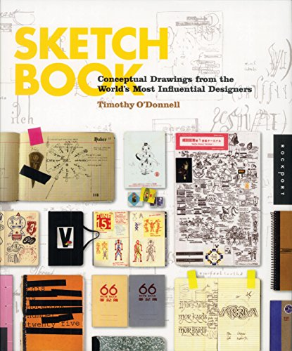 9781592537341: Sketchbook: Conceptual Drawings from the World's Most Influential Designers