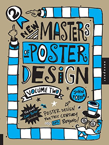 9781592537365: New Masters of Poster Design, Volume 2: Poster Design for This Century and Beyond