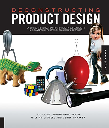 9781592537396: Deconstructing Product Design: Exploring the Form, Function, Usability, Sustainability, and Commercial Success of 100 Amazing Products
