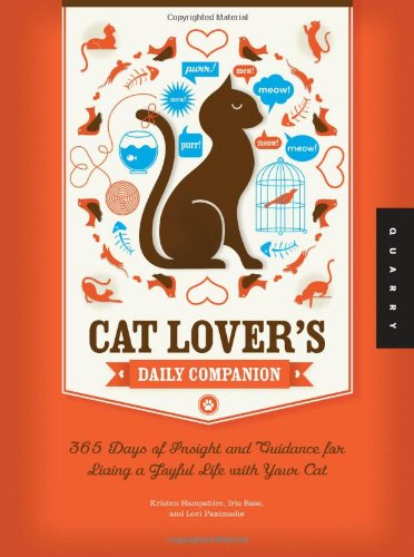 9781592537495: Cat Lover's Daily Companion: 365 Days of Insight and Guidance for Living a Joyful Life with Your Cat