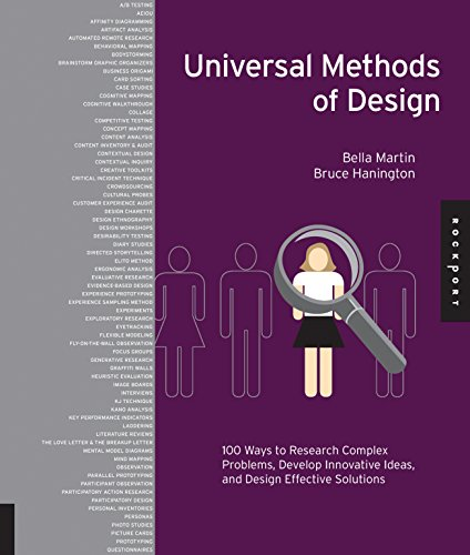 9781592537563: Universal Methods of Design: 100 Ways to Research Complex Problems, Develop Innovative Ideas, and Design Effective Solutions