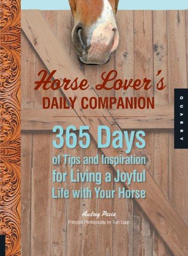 9781592537891: Horse Lover's Daily Companion