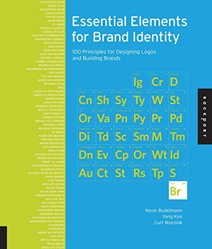 9781592537938: Essential Elements for Brand Identity: 100 Principles for Designing Logos and Building Brands (Design Essentials)