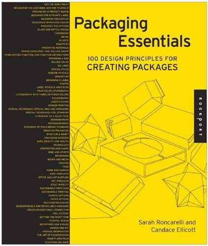 9781592537945: Packaging Essentials: 100 Design Principles for Creating Packages (Essential Design Handbooks)