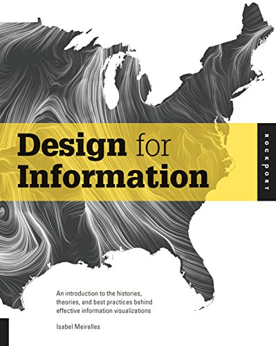 9781592538065: Design for Information: An Introduction to the Histories, Theories, and Best Practices Behind Effective Information Visualizations