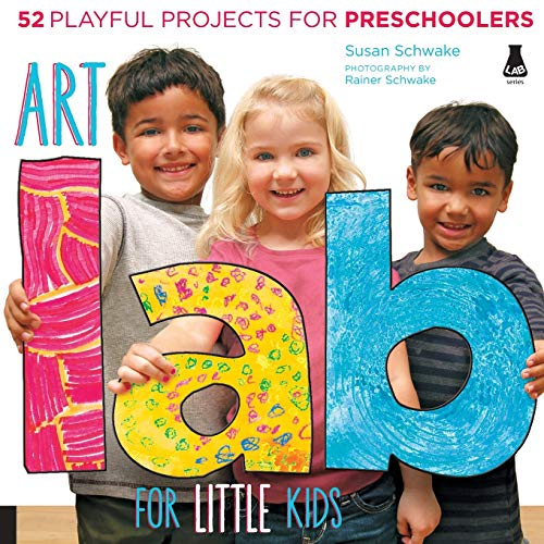9781592538362: Art Lab for Little Kids: 52 Playful Projects for Preschoolers (Lab Series)
